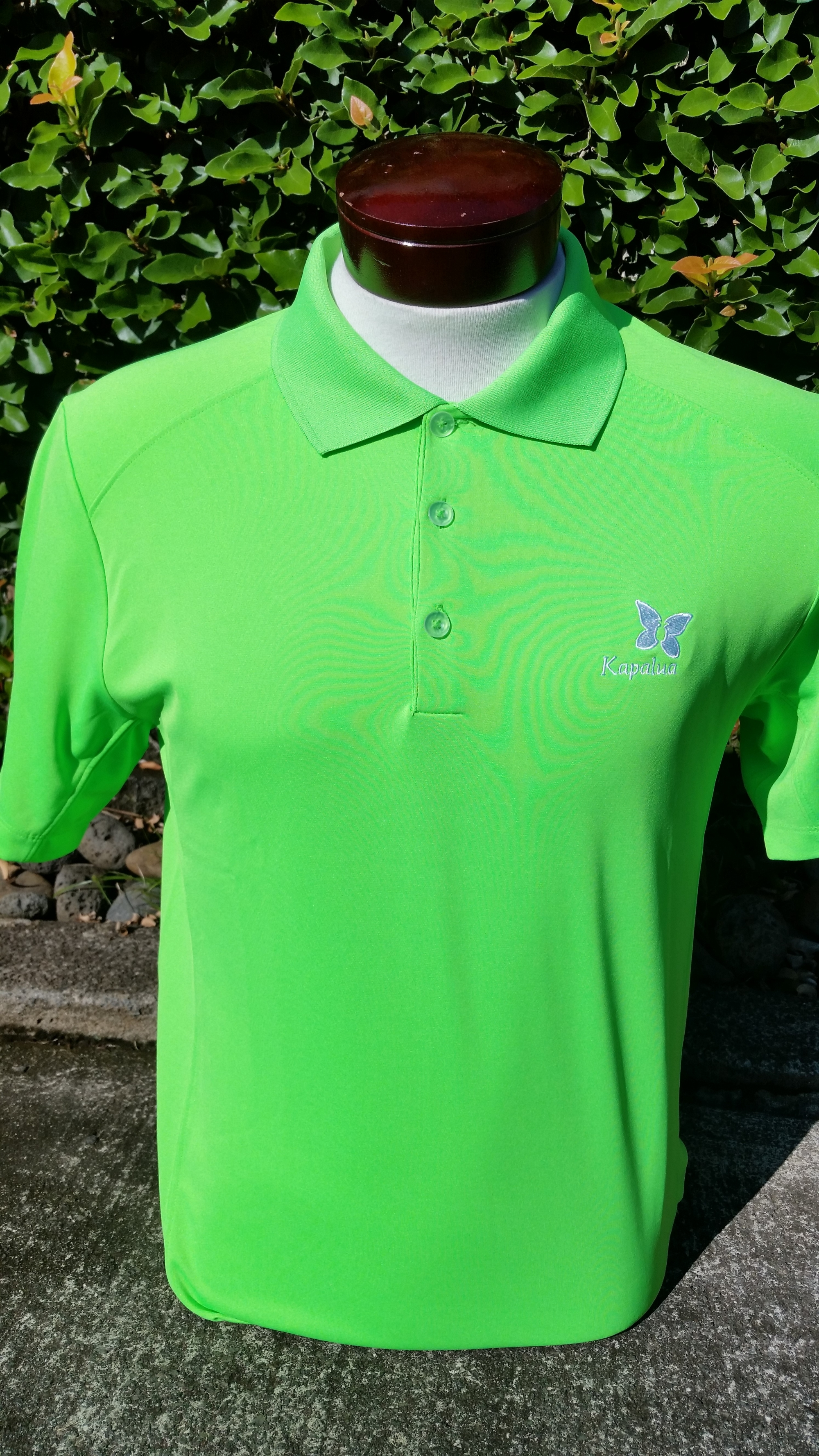 Mens Nike Dri-Fit Bright Green solid - Small only
