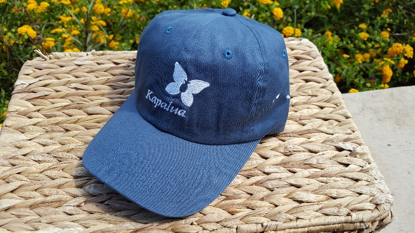 Men's Imperial Hat with Plantation & Bay Course - Blue