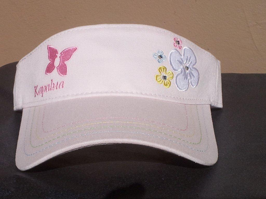 Ladies Light Pink Visor