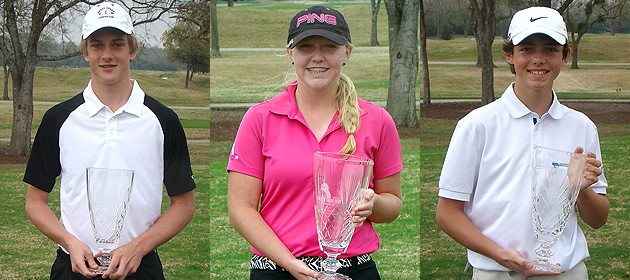 Hogan, Cooper and Critch win respective divisions at Spring Preview