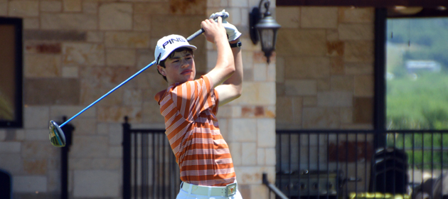 Cole Hammer is a two-time winner on the Legends Junior Tour in 2015.