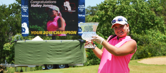 Jones Wins 89th Texas State Junior Championship in Dramatic Fashion