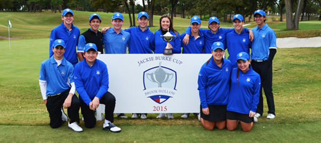 North Team Clinches 2015 Jackie Burke Cup for Second Straight Year