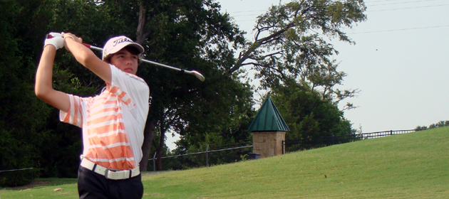 Cedar Park's Thomas Critch finished runner-up in the Boys 14 & Under Division last year.