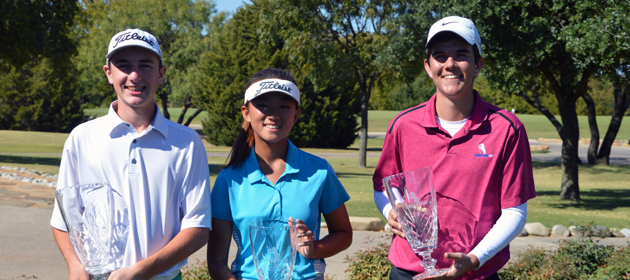 Reppe, Ovard and Park Earn Victories at Inaugural North Texas Classic
