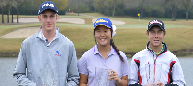 Hogan, Chen and Roden win LJT's Spring Preview