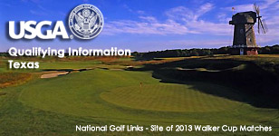 2013 USGA Qualifying - Texas