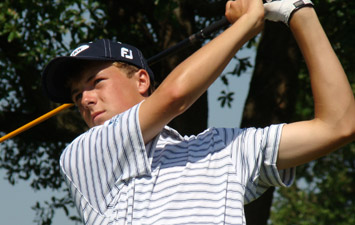 Jordan Spieth was a seven-time champion on the Legends Junior Tour, Including three Byron Nelson Junior Championships.