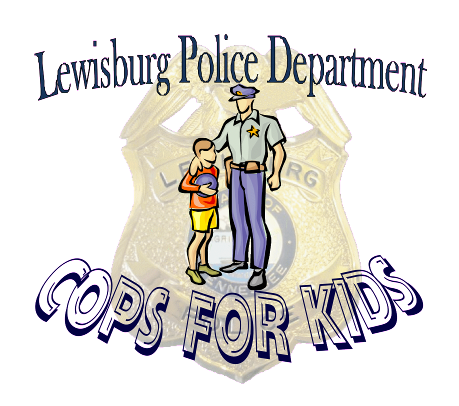 Lewisburg Police Department: Cops for Kids Program