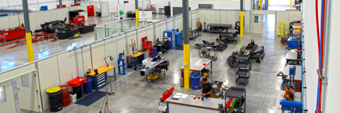 Dallara IndyCar Factory Tours