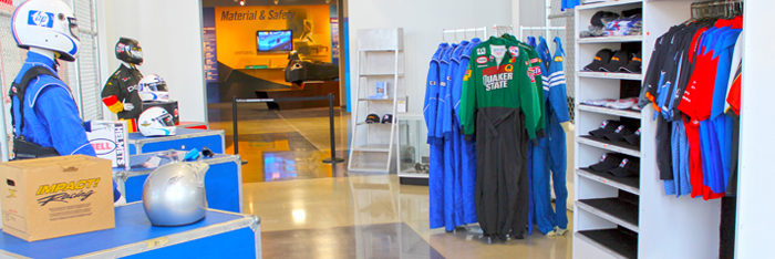 Dallara IndyCar Factory Gift Shop