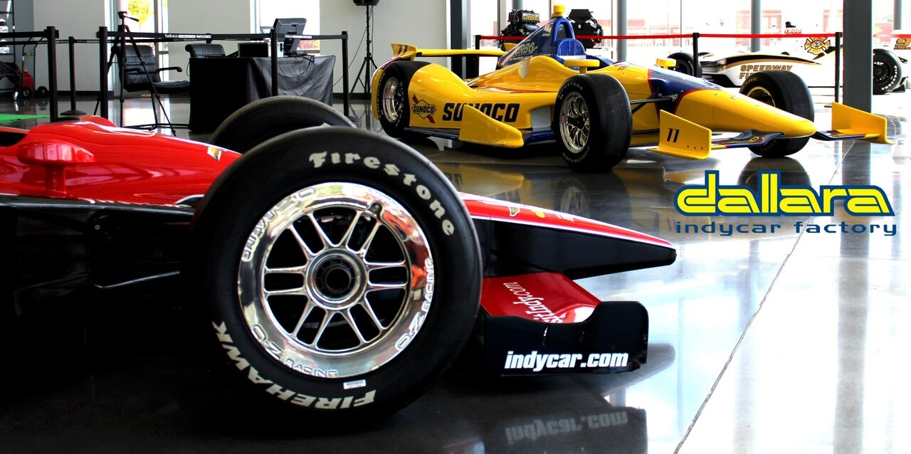 IndyCar Factory.com by Main Street Events