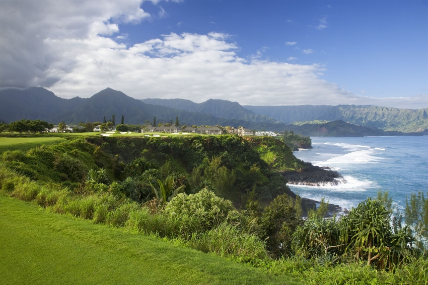Makai Course Hole 7 - Be Sure To Enjoy This Sight