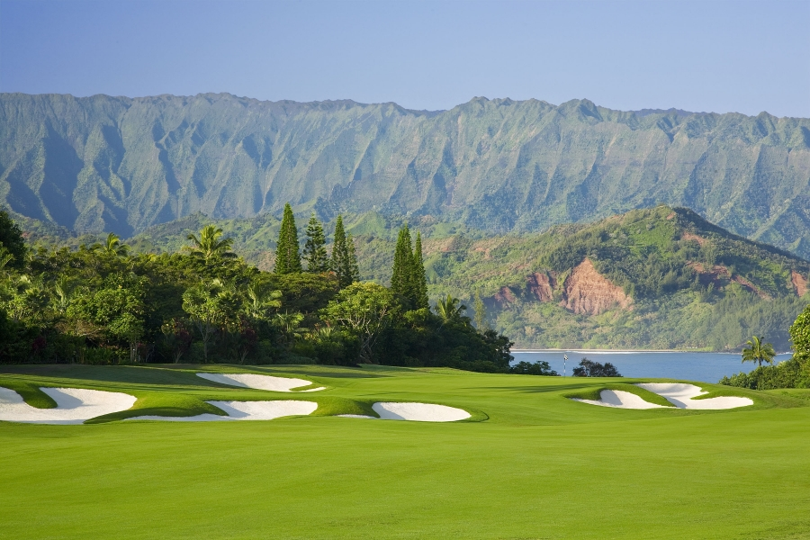 Makai Course Hole 2 - Our Longest Par Five
