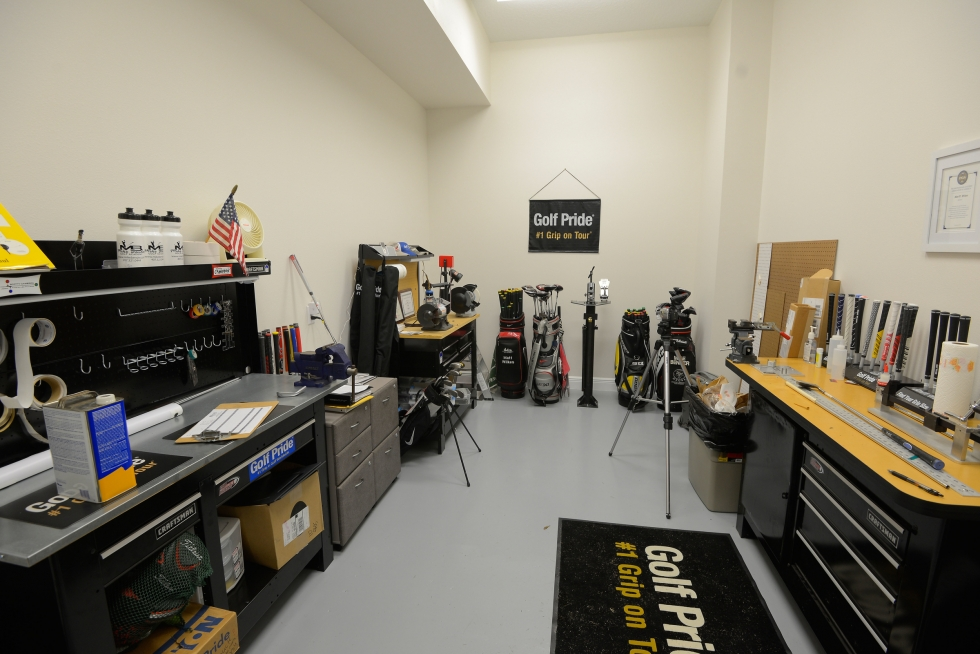 Club Repair Room