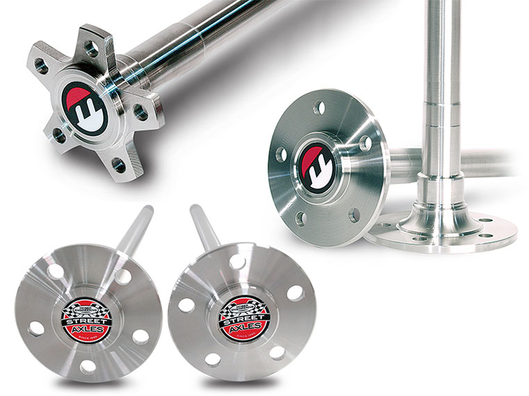 Axle & Axle Packages | Store | Moser Engineering - Moser