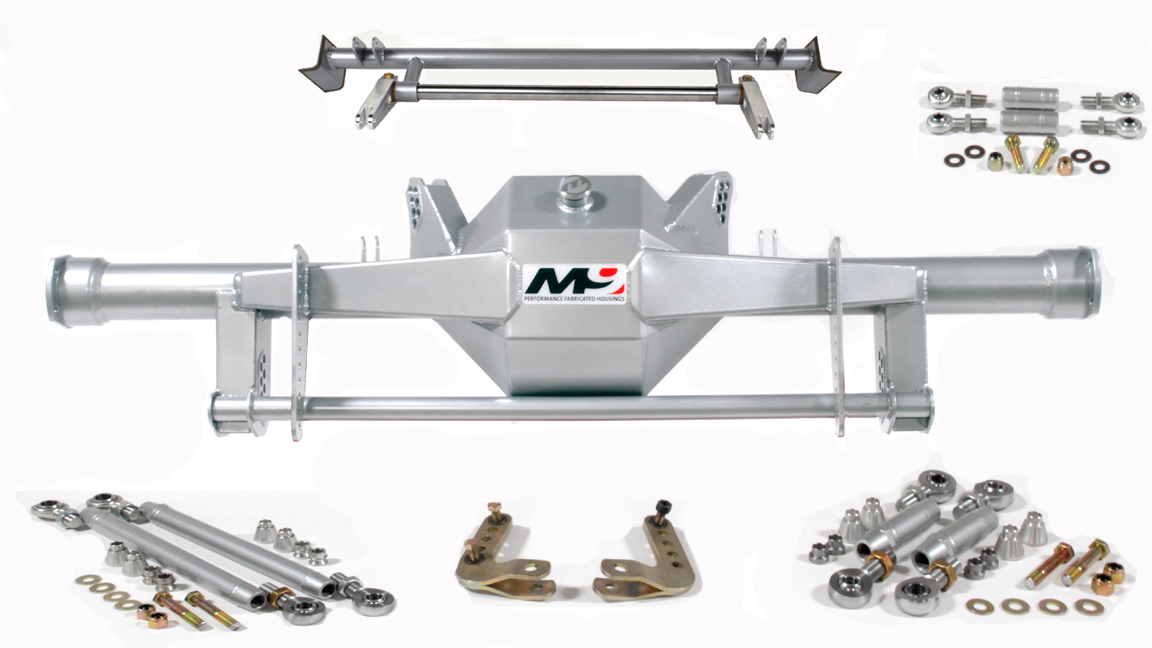 Designed for the 1979-2004 Mustang Platform