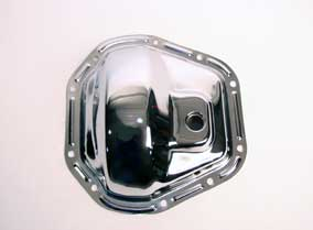 7128 - Chrome Cover - Dana 60