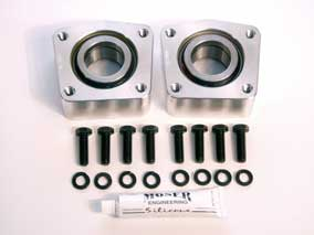 "Part # 9000 - C-Clip Eliminators for GM 10 Bolt & 12 Bolt Axles with 1.533"" bearing seat."