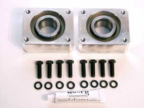9100 C-Clip Eliminators are for GM 10 Bolt & 12 Bolt Impalas (1966-76) & Trucks (thru 1987). For