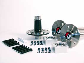 Part # ASP2 - Spool & Axle Package (C-Clip Eliminator Type)