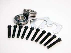 Wheel Bearings, Studs & Retainers