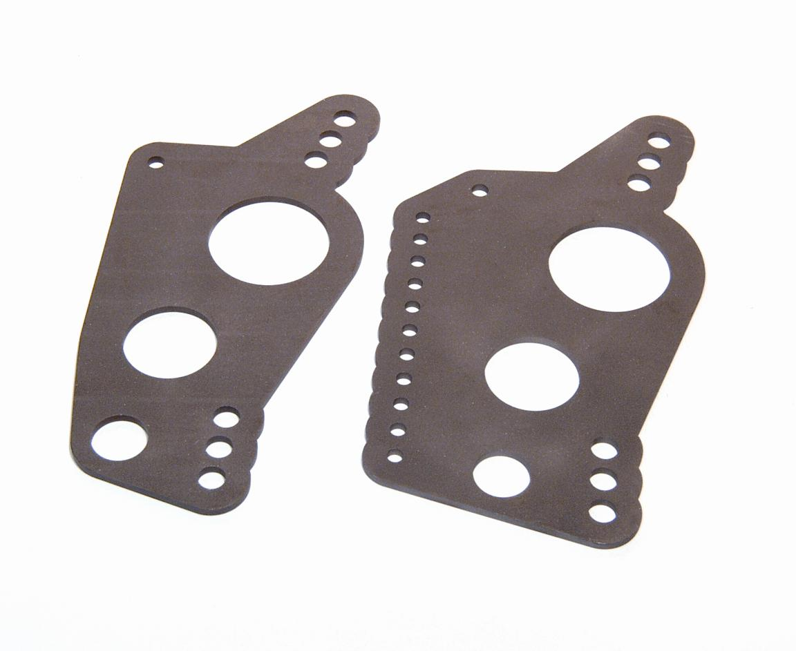 "Part # 7264K - 5/8"" Hole 4-Link Bracket Kit ( 3"" OD Tubes )"