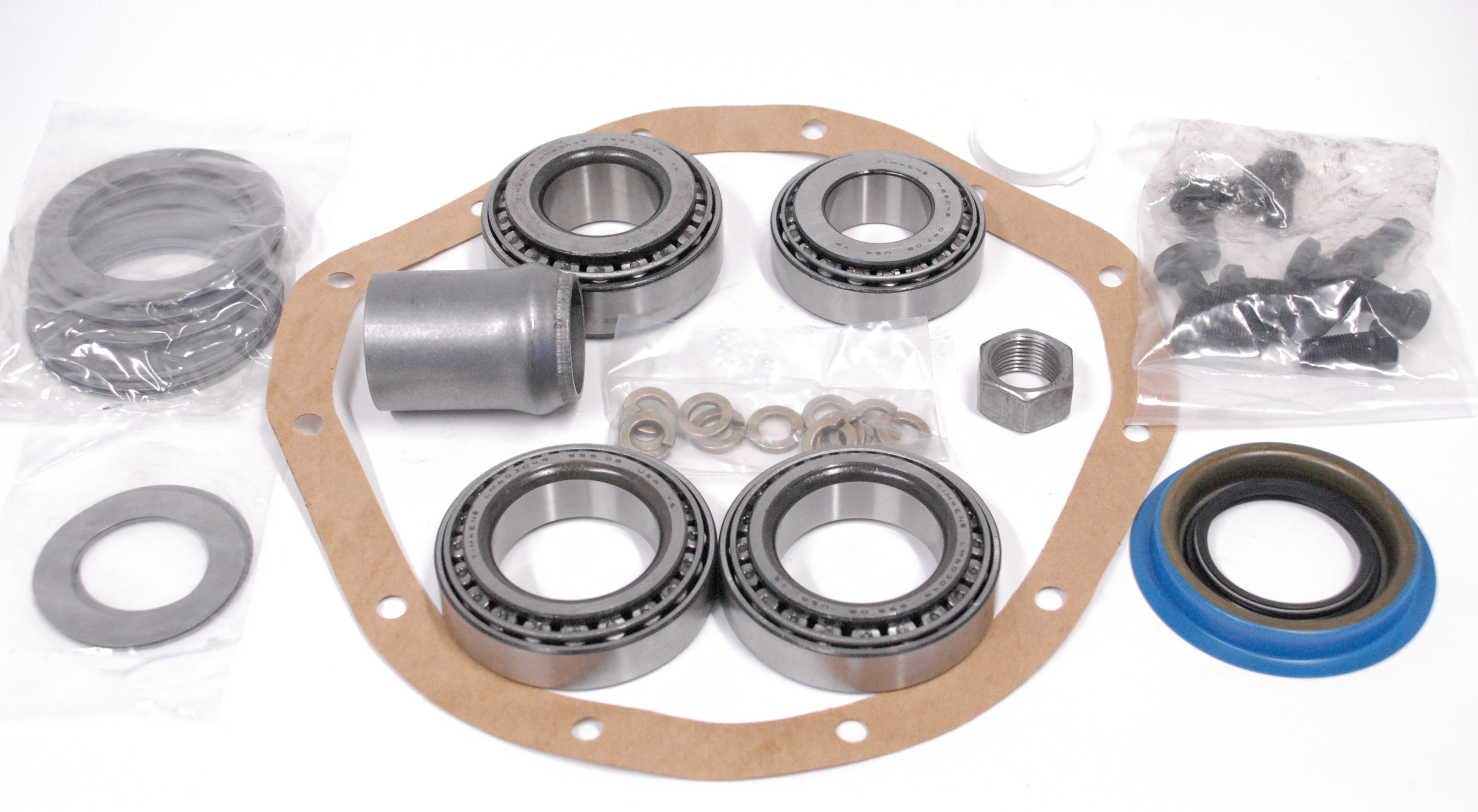 R12BT - 12 Bolt Chevy Truck Setup Kit