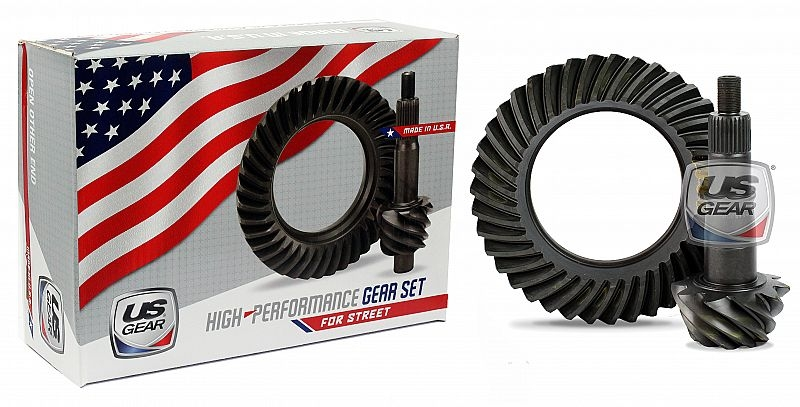 """Part # 88F390 - 8.8"""" Ford 3.90 Pro/Street Ring & Pinion -- US Gear"""
