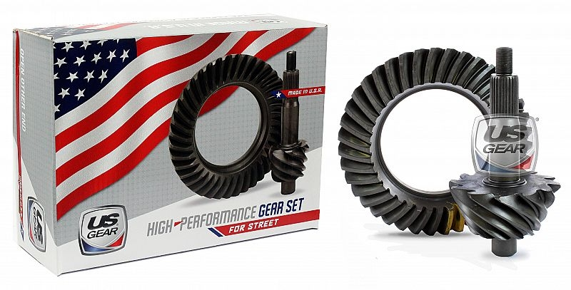 """Part # 09F325 - 9"""" Ford 3.25Pro/Street Ring & Pinion -- US Gear"""