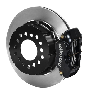 Part # 140-2118 - Wilwood Forged Dynalite Pro Series Rear Brake Kit - Torino/New Style Ford (2.50 Of
