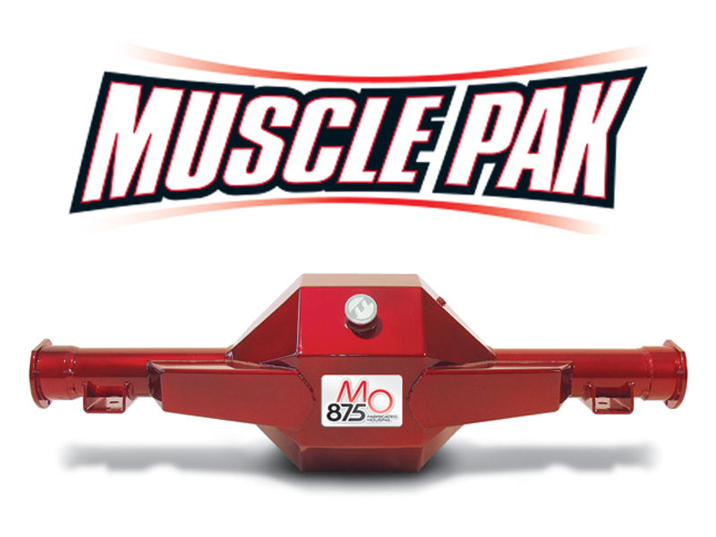 "MO875 FABRICATED MOPAR 8 3/4"" MUSCLEPAK"