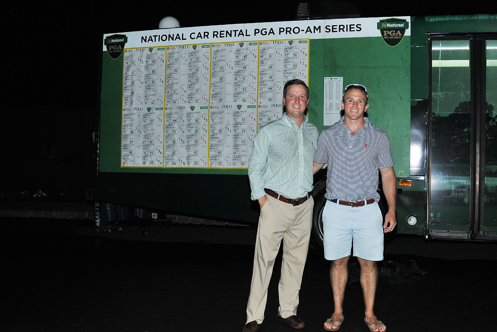 National Car Rental Pro Scratch Championship