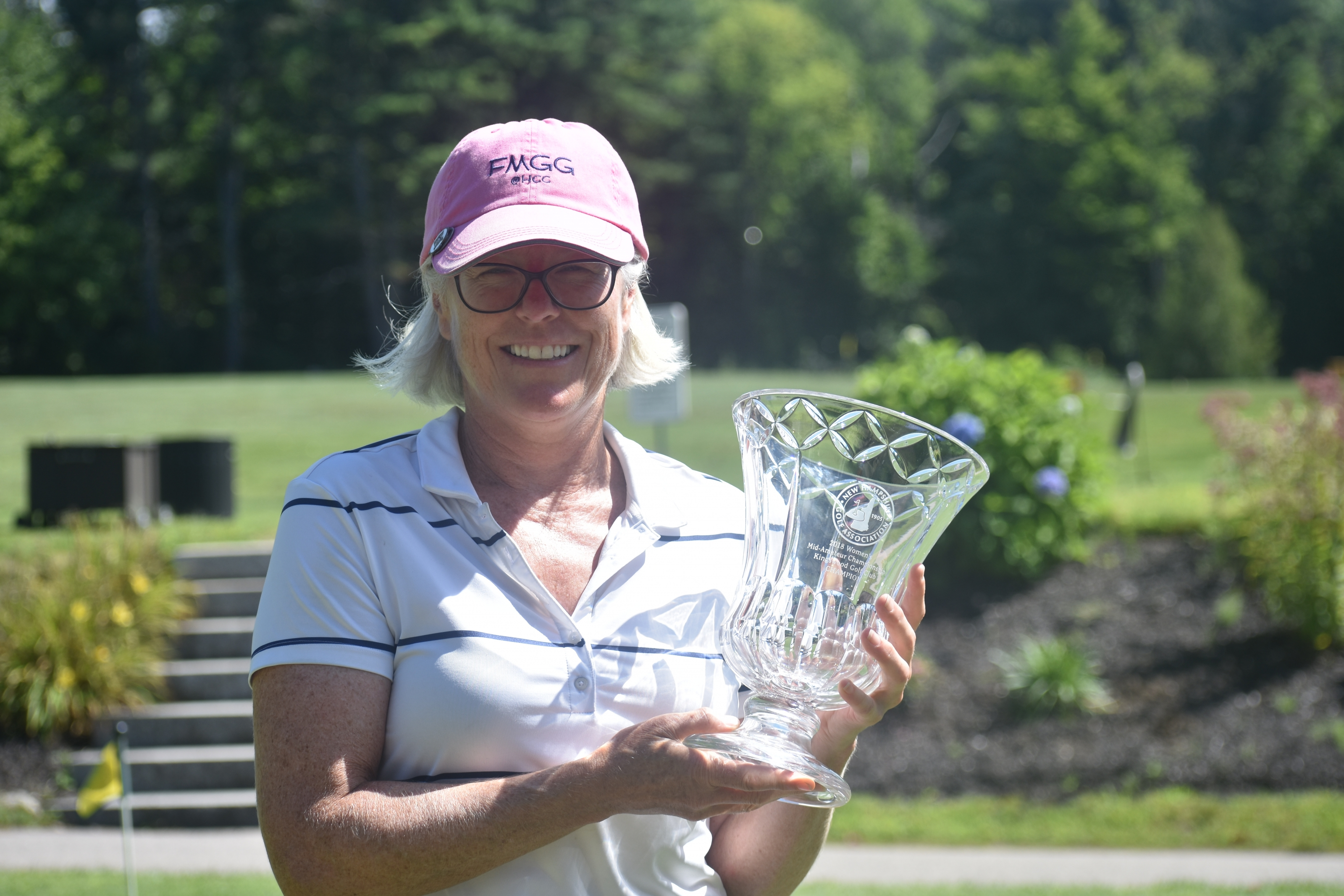 Peters Perseveres and Claims Inaugural Women's Mid-Amateur Title