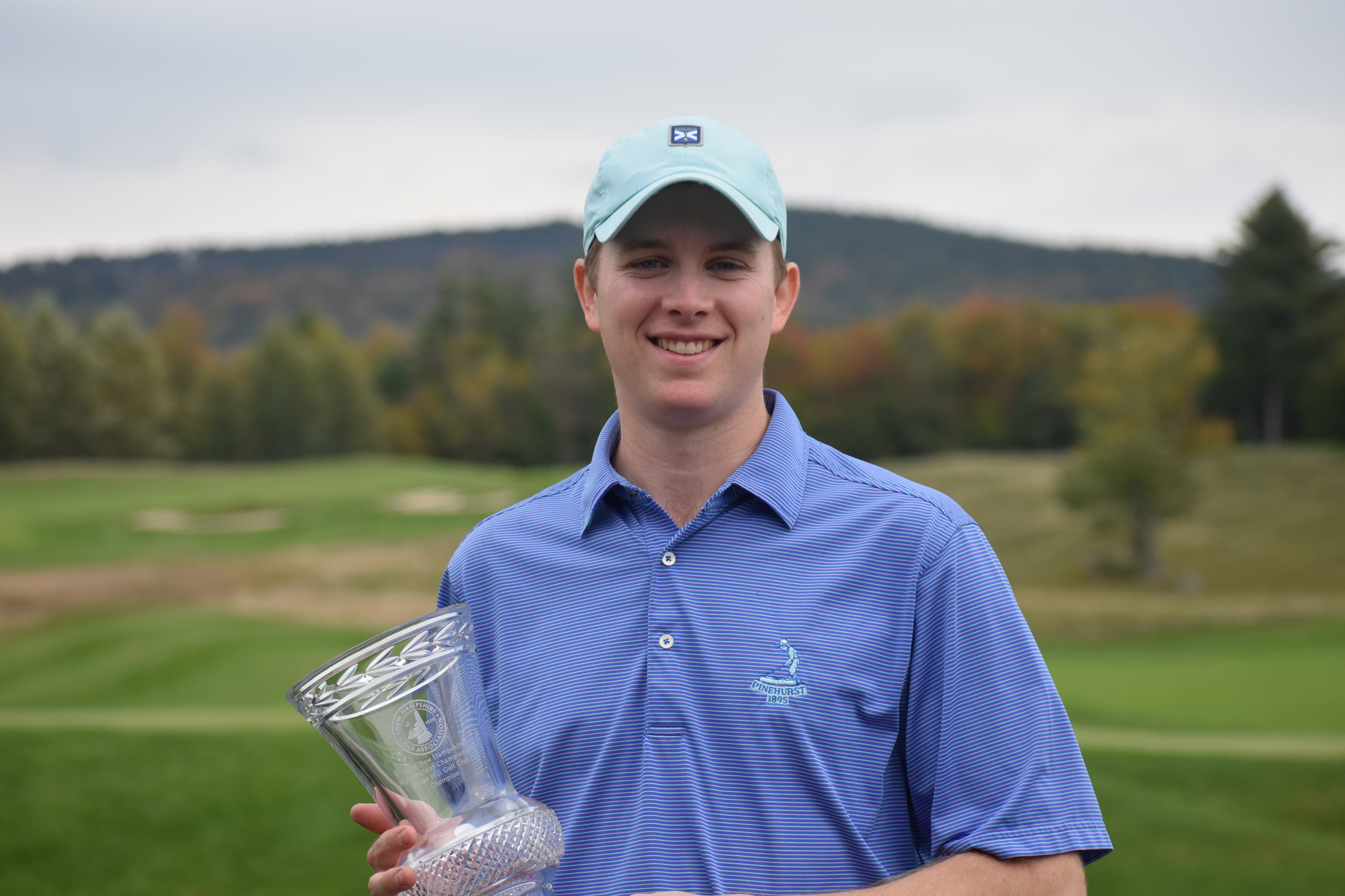 Back-To-Back For Younger Pleat:  James Pleat Takes 35th New Hampshire Amateur Title