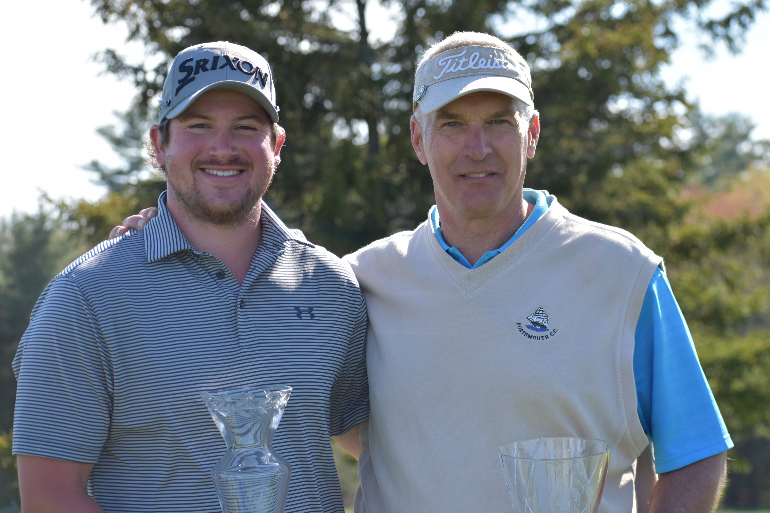 DeVito Does It Again; Steckowych Earns Senior Match Play Title