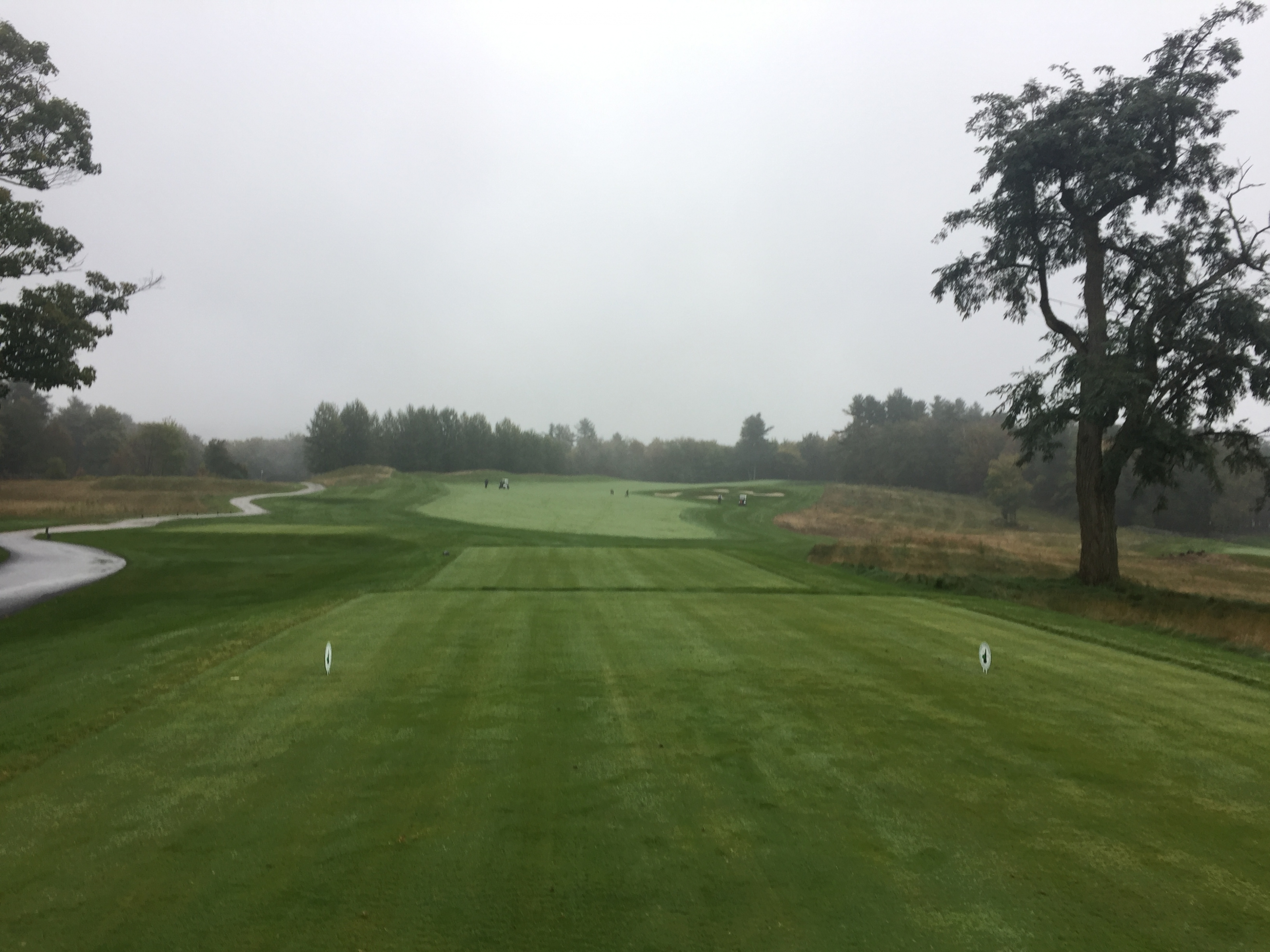 Rain Hinders Completion of First Round of Mid-Amateur at Baker Hill