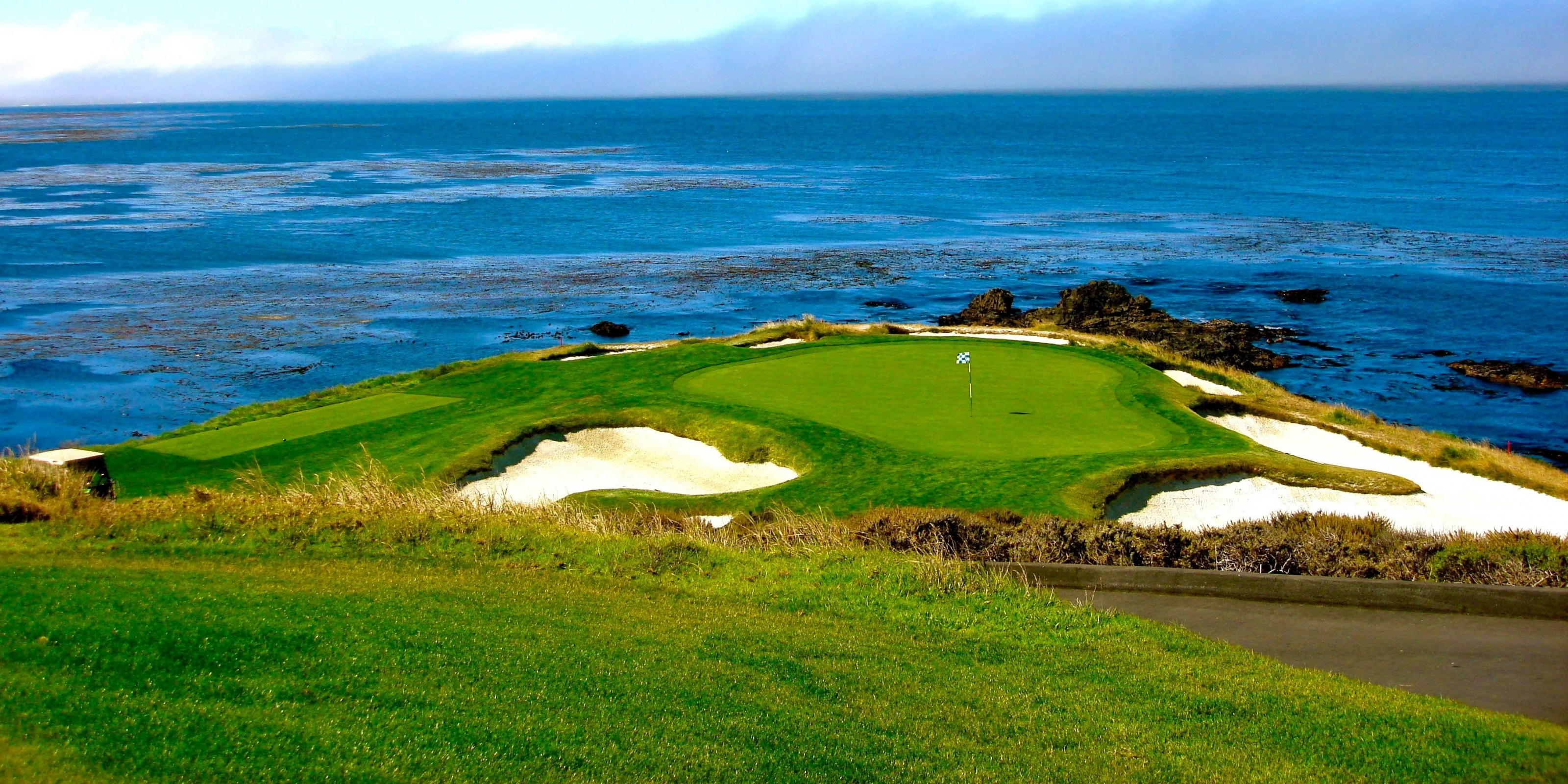 News from Pebble Beach:  Round 2 of U.S. Amateur