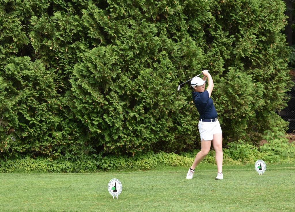 Billings and Sedlar Take an Early Lead in Women's Team Championship
