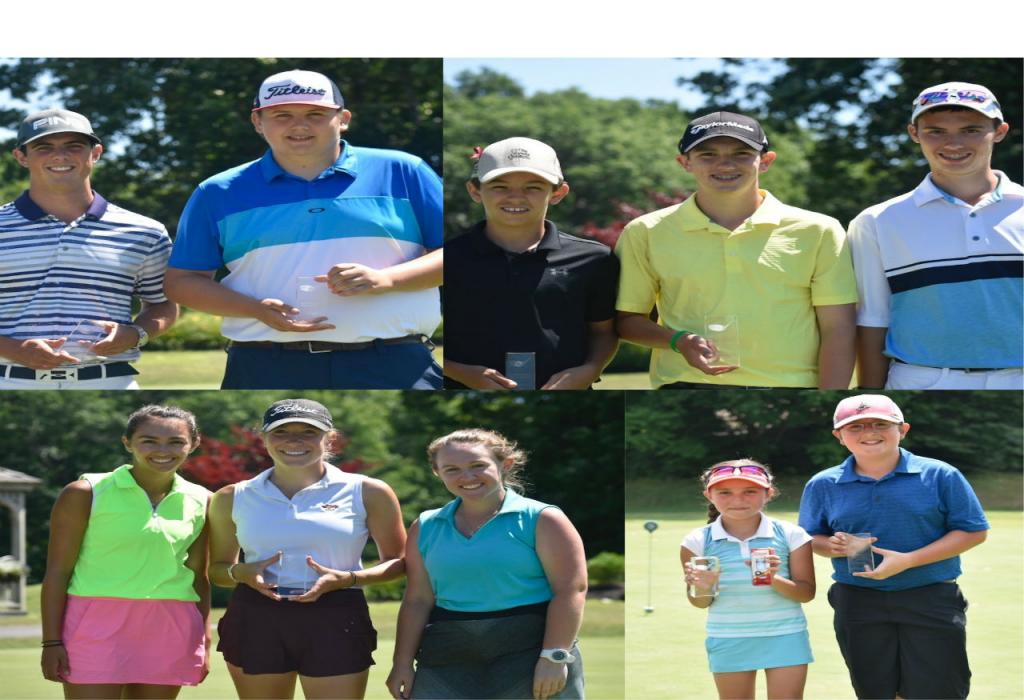 Busy Week Wraps up On Junior Tour