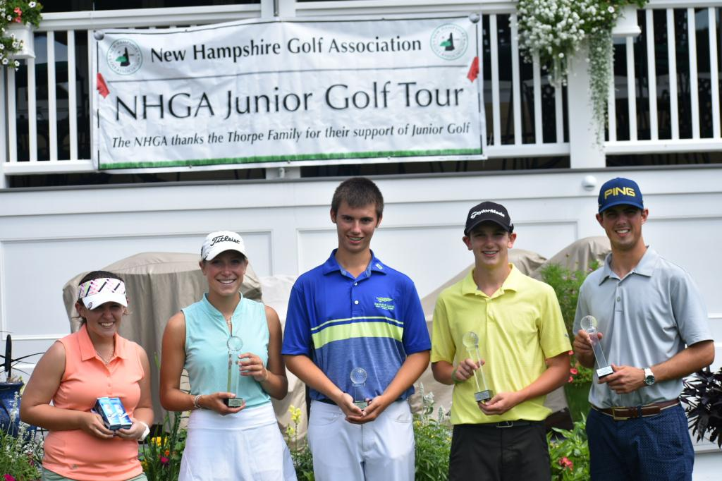 Junior Tour Concludes with Champions Crowned
