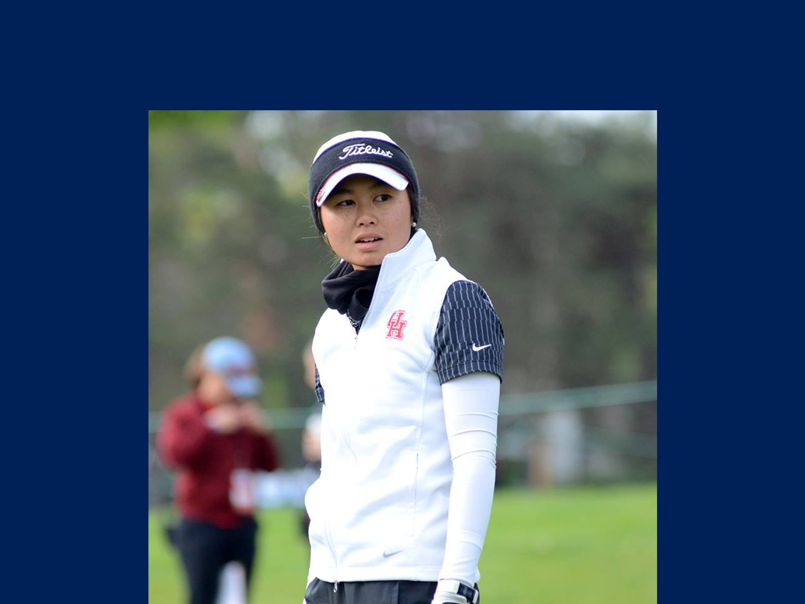 College Golfer Spotlight - Megan Thothong
