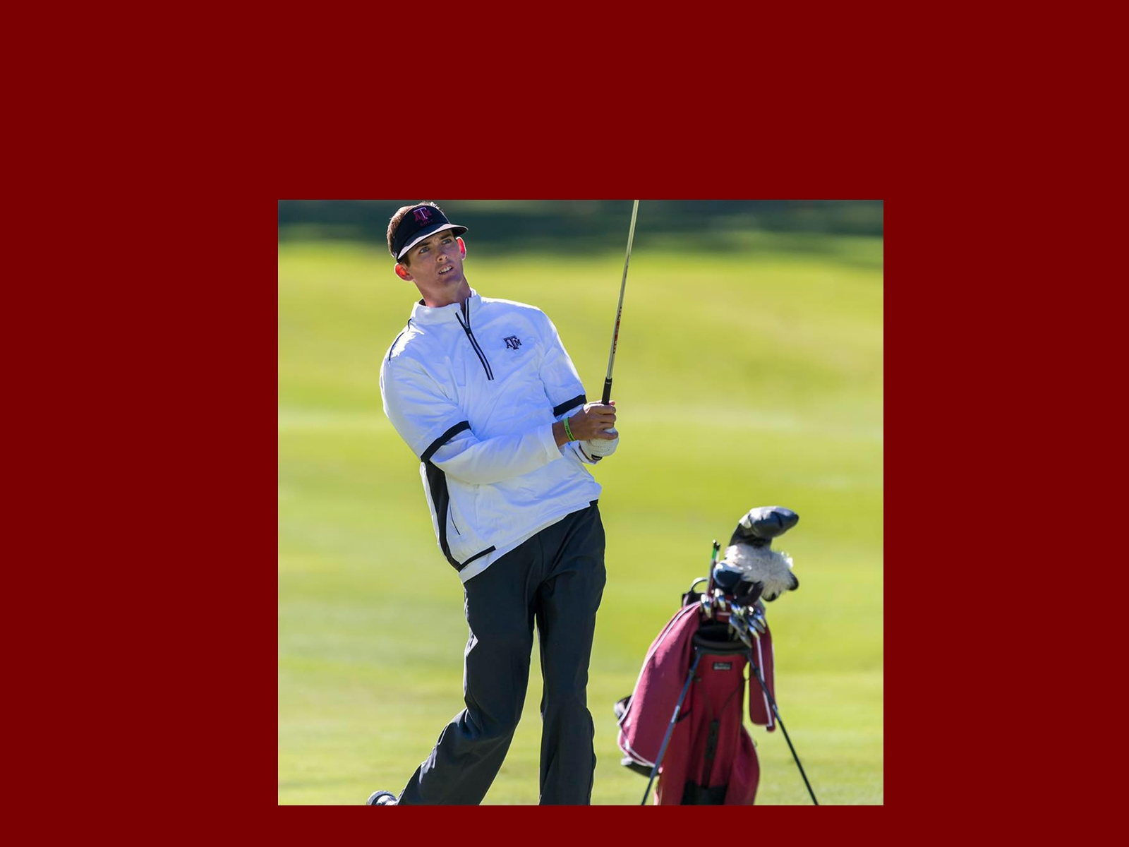 College Golfer Spotlight - Brandon Smith