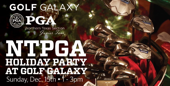 Golf Galaxy Holiday Party Rescheduled