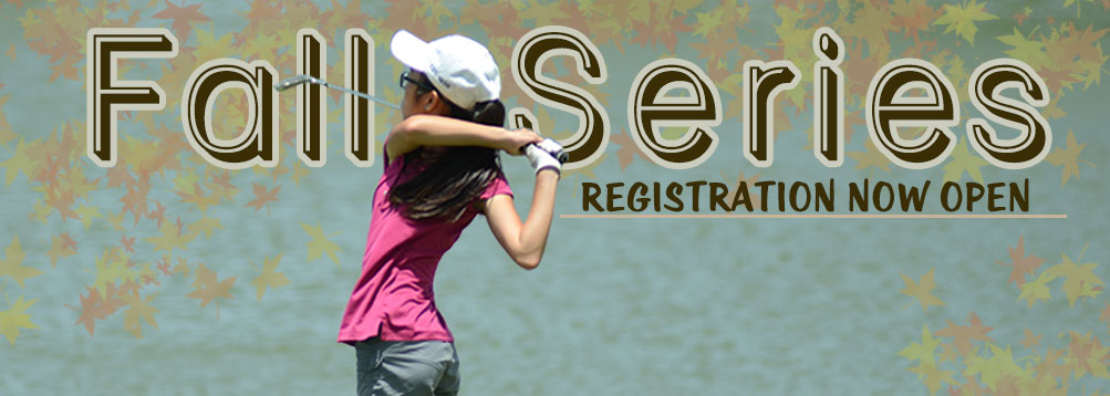 Register Now for Fall Series Events