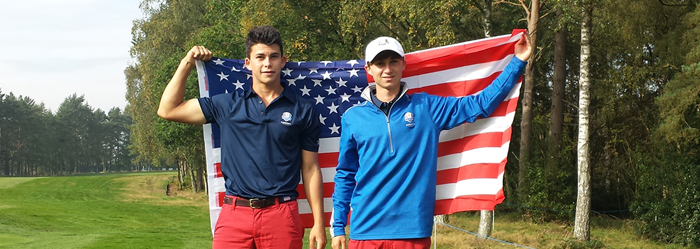 Junior Ryder Cup Matches