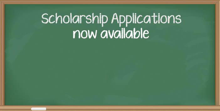 2014 Scholarship Application