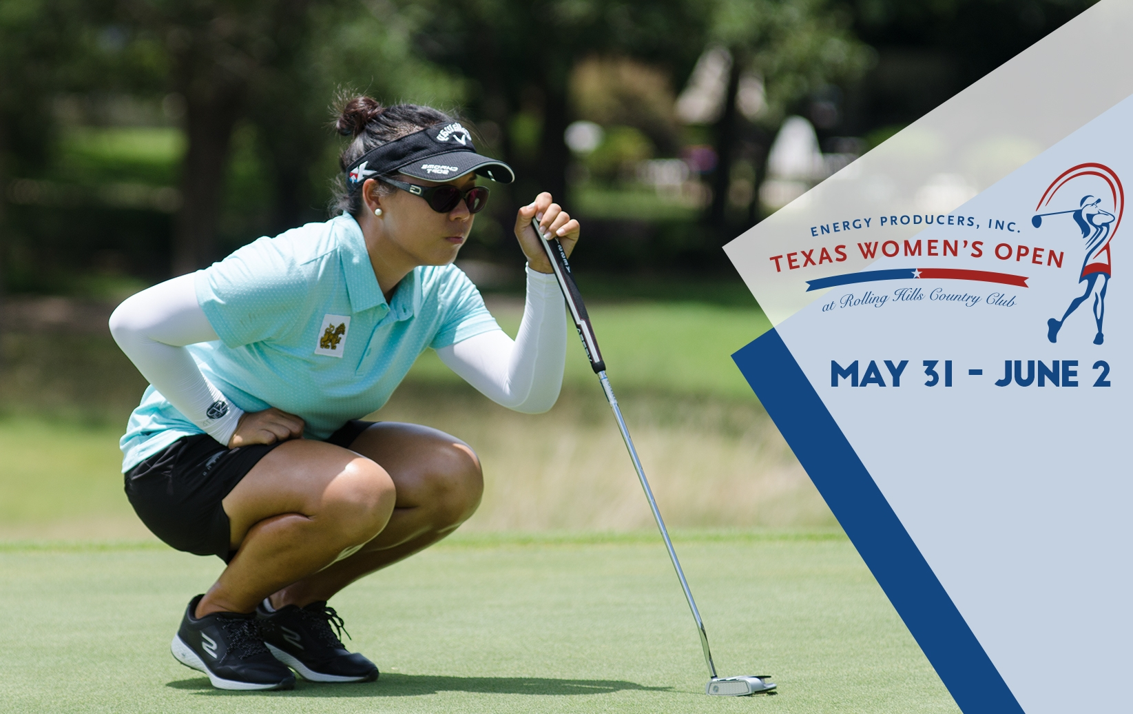Deadline Approaching - 2018 Energy Producers, Inc. Texas Women's Open at Rolling Hills Country Club