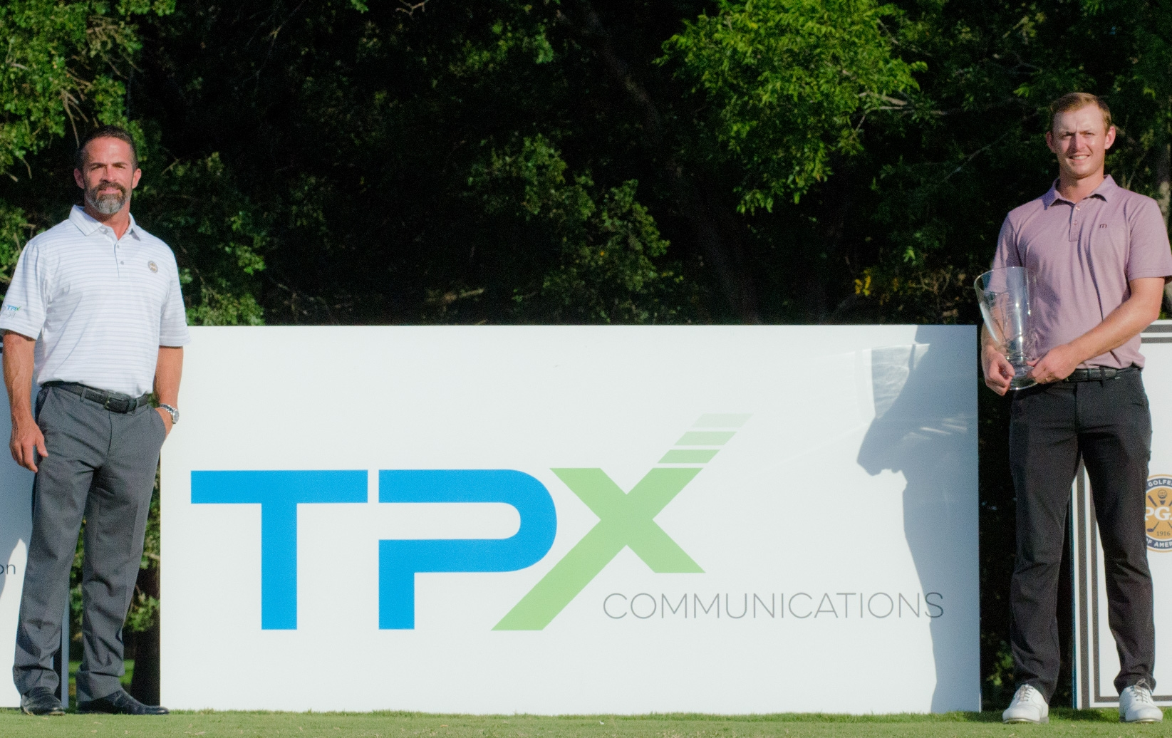 Farmer Wins TPx Communications Western Championship