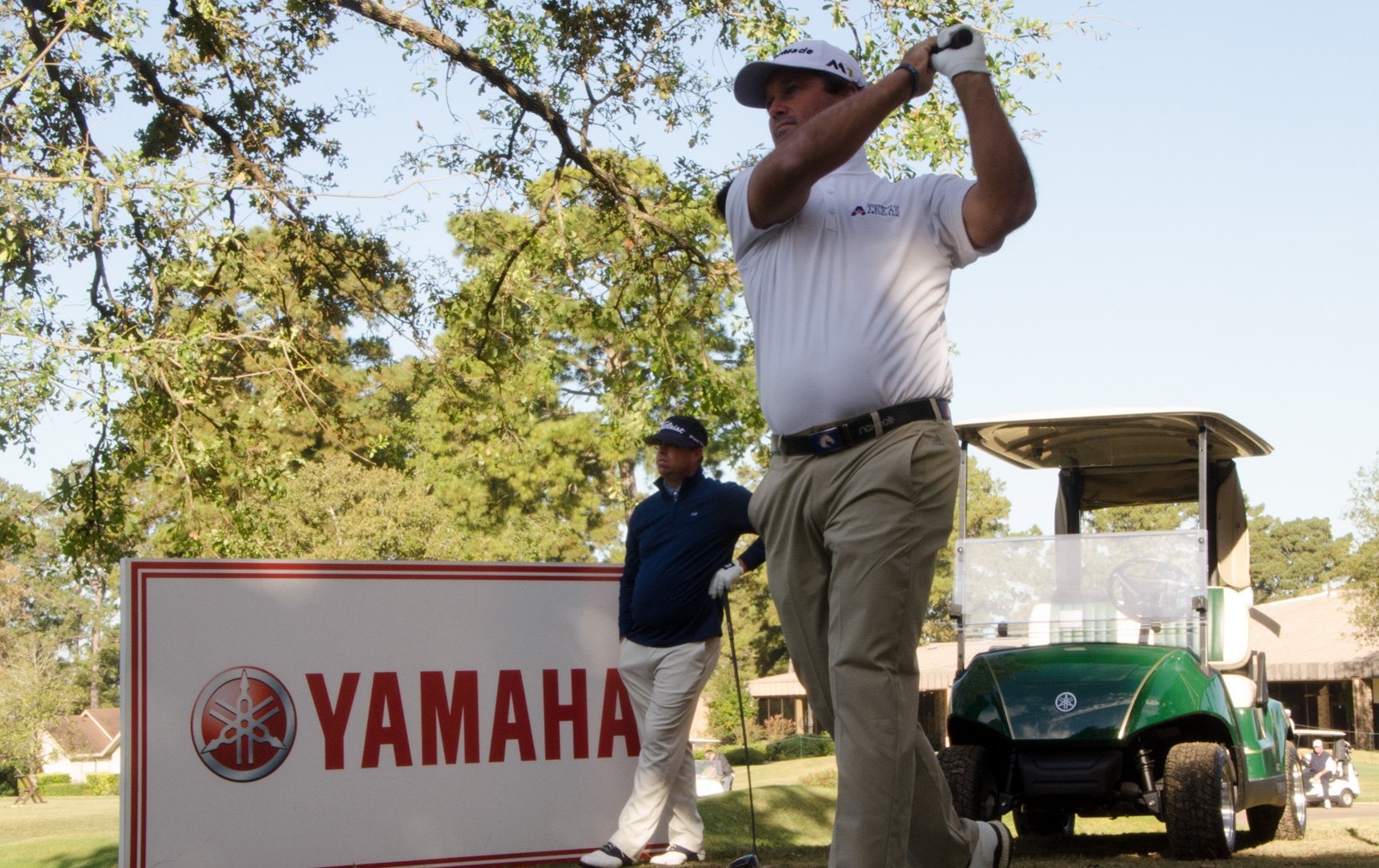 Two Rounds Complete at the Yamaha Golf-Car Company/ Lajitas Golf Resort Match Play Championship